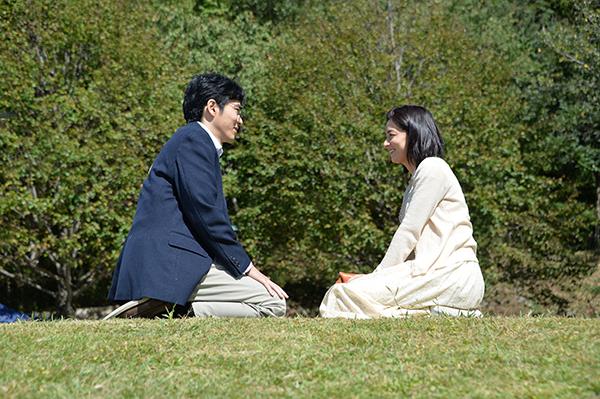 映画『心の傷を癒すということ≪劇場版≫』柄本佑/尾野真千子