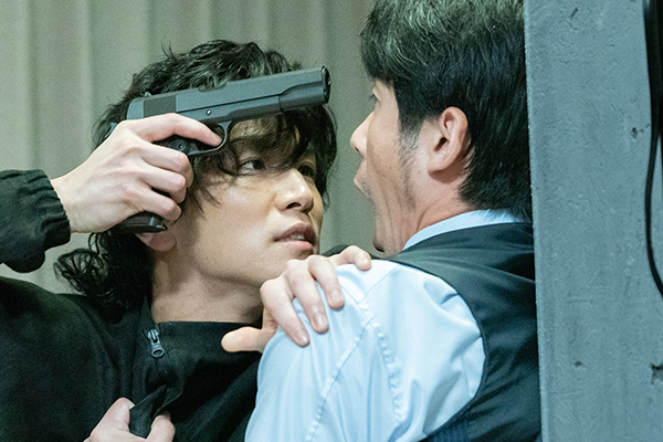 映画『名も無き世界のエンドロール』岩田剛典