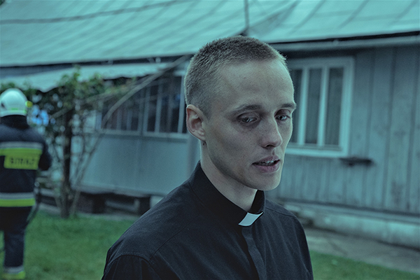 映画『聖なる犯罪者』バルトシュ・ビィエレニア