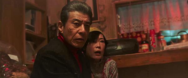 映画『ヤクザと家族 The Family』舘ひろし/寺島しのぶ