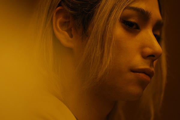 Netflixオリジナルシリーズ『今際の国のアリス』村上虹郎