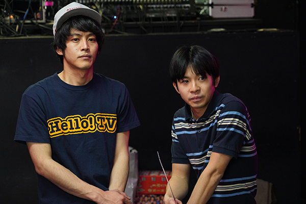 映画『あの頃。』松坂桃李/仲野太賀