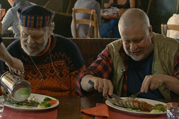 映画『世界で一番しあわせな食堂』