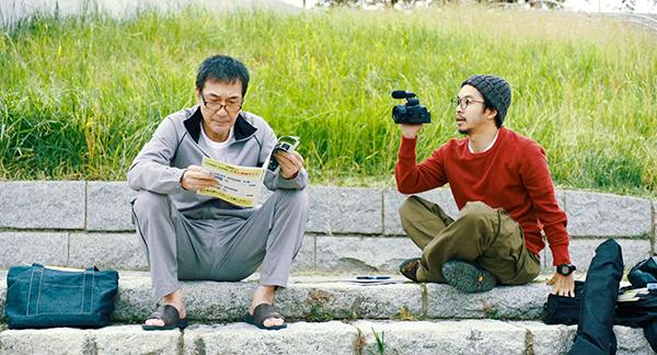 映画『すばらしき世界』役所広司/仲野太賀