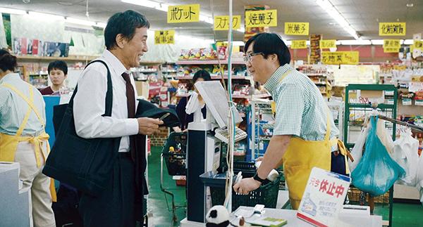 映画『すばらしき世界』役所広司/六角精児