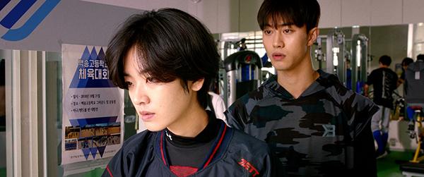 映画『野球少女』イ・ジュヨン/クァク・ドンヨン