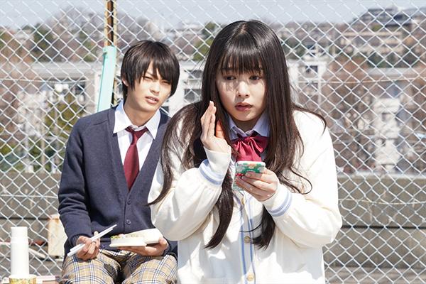 Huluオリジナル『マイルノビッチ』桜井日奈子/神尾楓珠