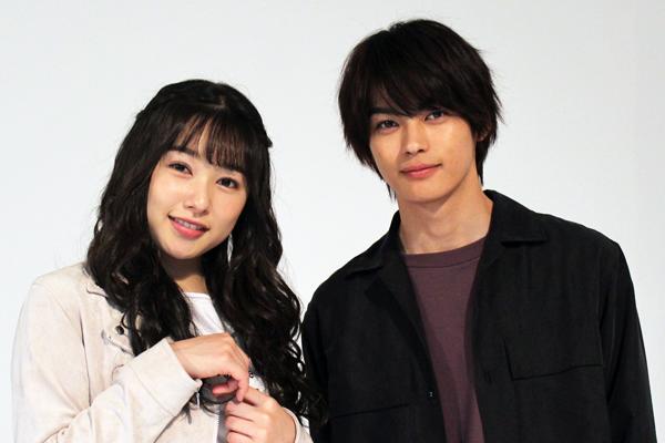 Huluオリジナル『マイルノビッチ』桜井日奈子さん、神尾楓珠さんインタビュー