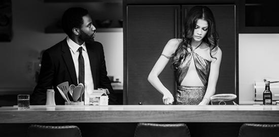 Netflix映画『マルコム&マリー』ゼンデイヤ/ジョン・デヴィッド・ワシントン