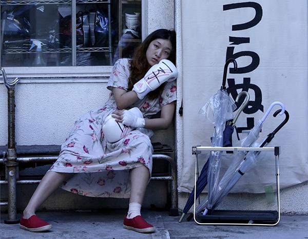 映画『百円の恋』安藤サクラ