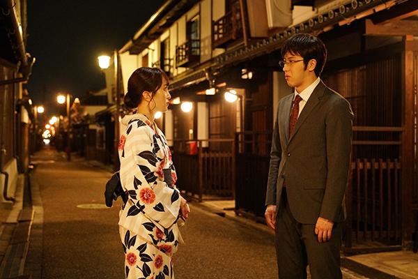 映画『すくってごらん』尾上松也/百田夏菜子