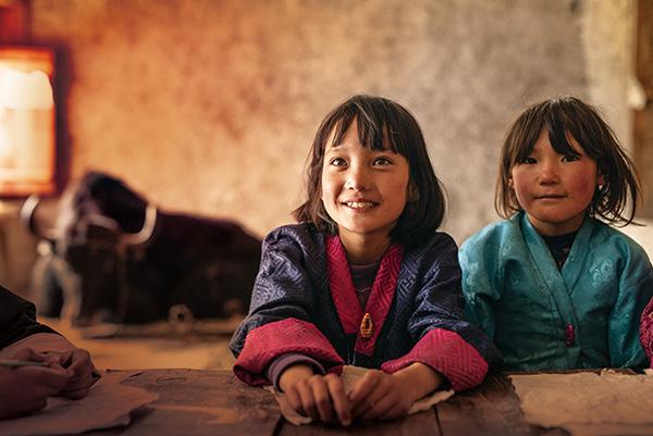 映画『ブータン 山の教室』ペム・ザム