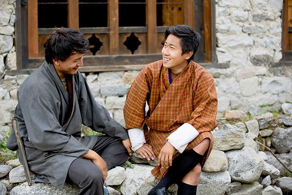 映画『ブータン 山の教室』シェラップ・ドルジ