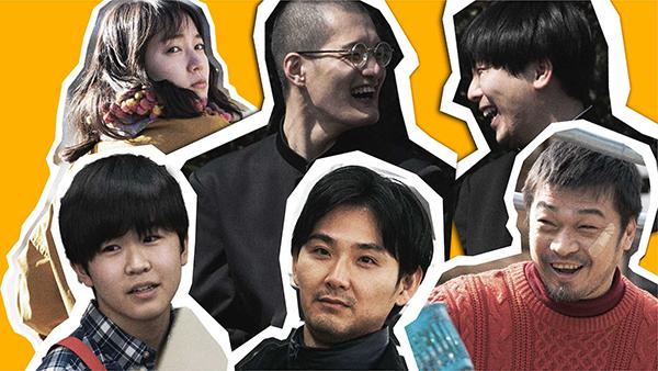 映画『ゾッキ』吉岡里帆/鈴木福/竹原ピストル/松田龍平