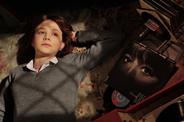 映画『17歳の肖像』キャリー・マリガン