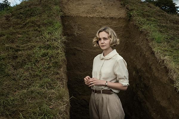 Netflix映画『時の面影』キャリー・マリガン