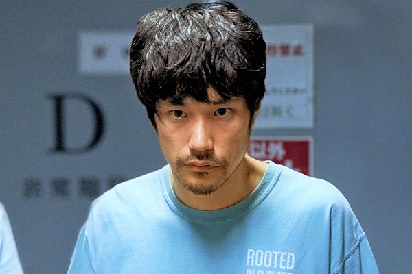 映画『BLUE/ブルー』松山ケンイチ