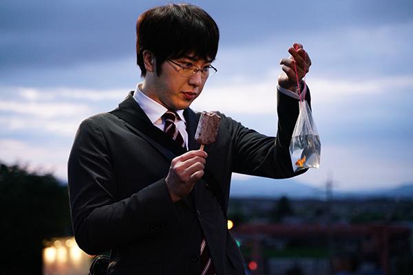 映画『すくってごらん』尾上松也