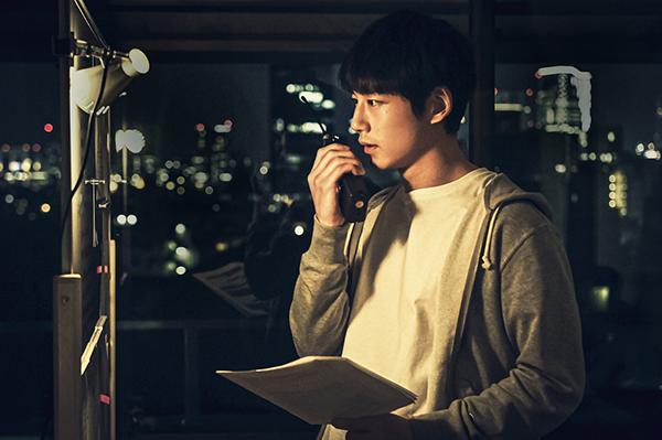 映画『劇場版シグナル 長期未解決事件捜査班』坂口健太郎