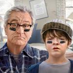 映画『グランパ・ウォーズ おじいちゃんと僕の宣戦布告』ロバート・デ・ニーロ/オークス・フェグリー