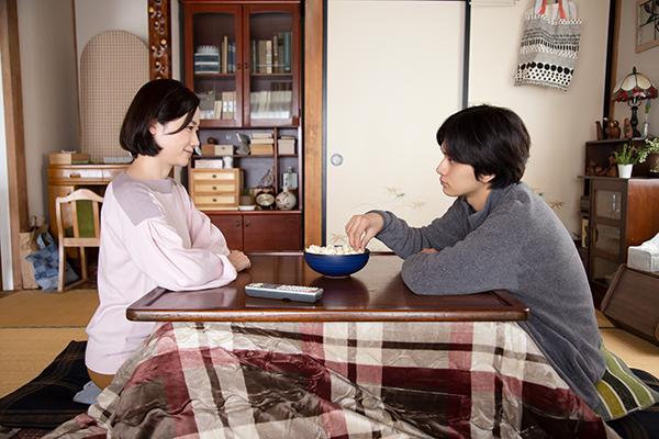 映画『砕け散るところを見せてあげる』北村匠海/原田知世