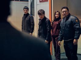 映画『ザ・バッド・ガイズ』マ・ドンソク/キム・サンジュン/キム・アジュン/チャン・ギヨン