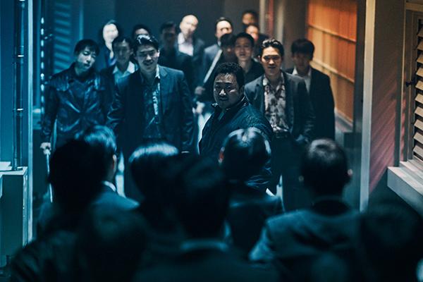 映画『ザ・バッド・ガイズ』マ・ドンソク