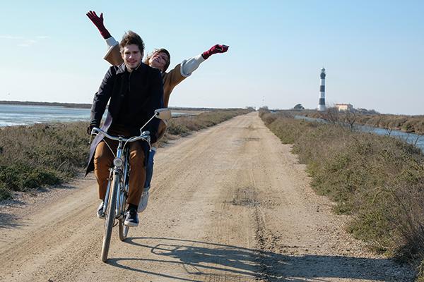 映画『ラブ・セカンド・サイト はじまりは初恋の終わりから』フランソワ・シビル/ジョセフィーヌ・ジャピ