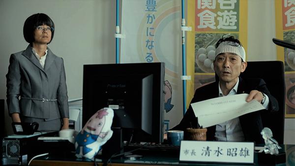 映画『なんのちゃんの第二次世界大戦』吹越満