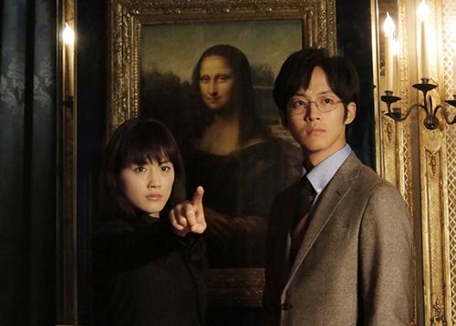 映画『万能鑑定士Q -モナ・リザの瞳-』綾瀬はるか/松坂桃李