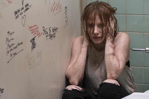 """映画『IT/イット THE END """"それ""""が見えたら、終わり。』ジェシカ・チャステイン"""