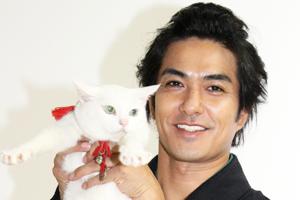 映画『猫侍 南の島へ行く』インタビュー、北村一輝