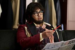 映画『億男』北村一輝