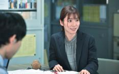 映画『騙し絵の牙』松岡茉優