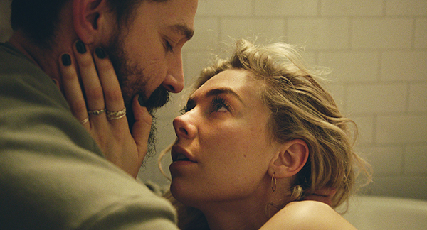 Netflix映画『私というパズル』ヴァネッサ・カービー/シャイア・ラブーフ