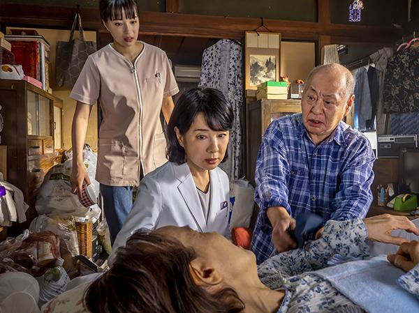 映画『いのちの停車場』吉永小百合/広瀬すず/泉谷しげる