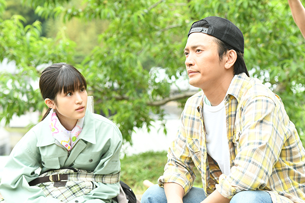 映画『しあわせのマスカット』福本莉子/中河内雅貴