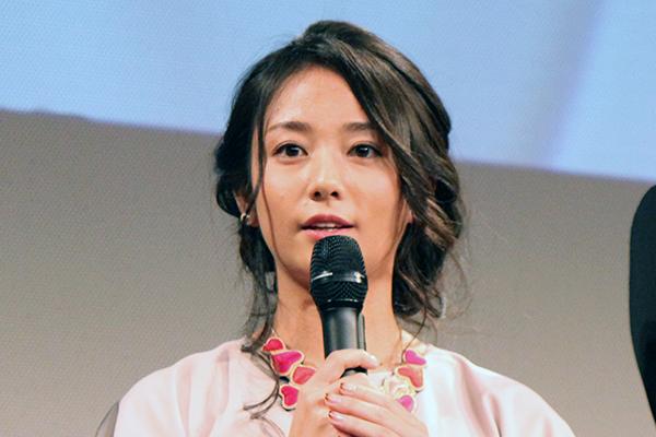 映画『すべては君に逢えたから』ジャパンプレミア、木村文乃