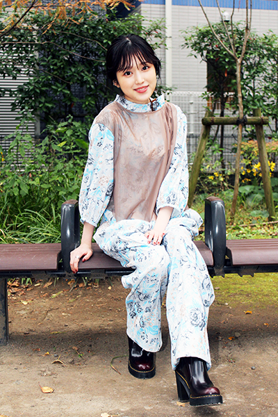 映画『しあわせのマスカット』福本莉子さんインタビュー