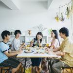 映画『青葉家のテーブル』西田尚美/栗林藍希/寄川歌太/忍成修吾