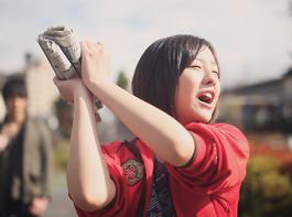映画『ももいろそらを』池田愛