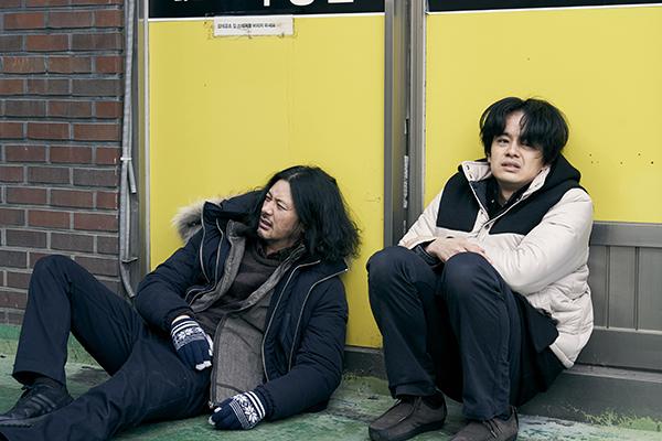 映画『アジアの天使』池松壮亮/オダギリジョー