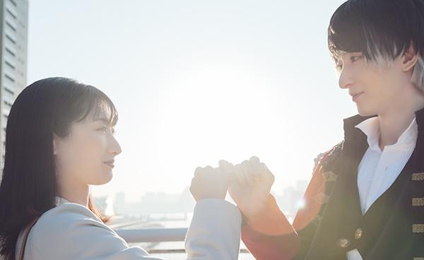 映画『ナポレオンと私』武田梨奈/濱正悟