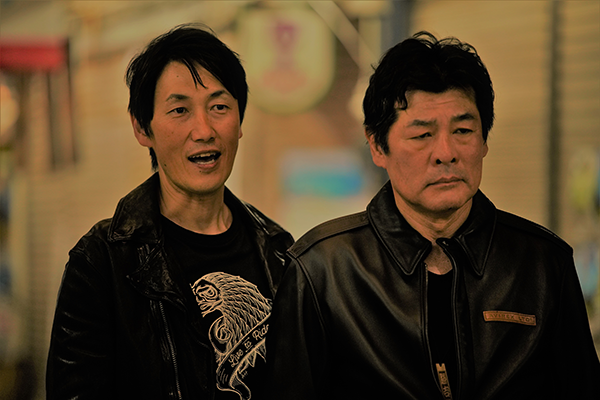 映画『ねばぎば 新世界』赤井英和/上西雄大