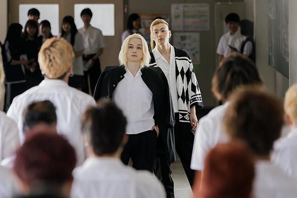 映画『東京リベンジャーズ』吉沢亮/山田裕貴