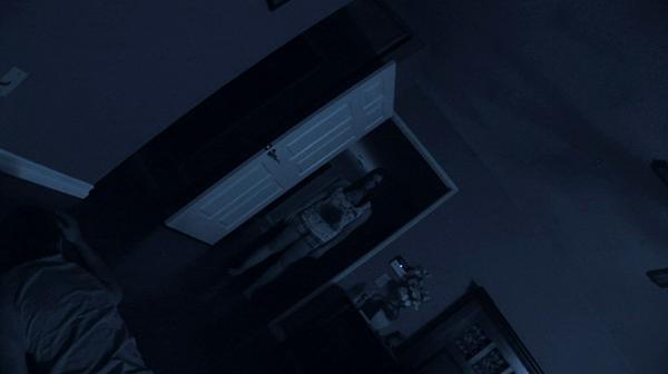 映画『パラノーマル・アクティビティ』