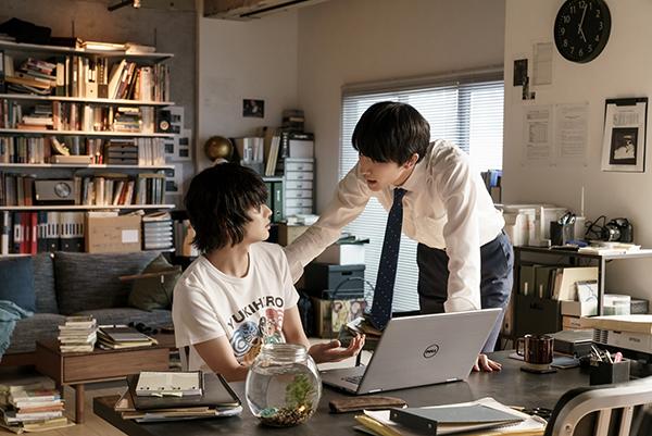 映画『東京リベンジャーズ』北村匠海/杉野遥亮