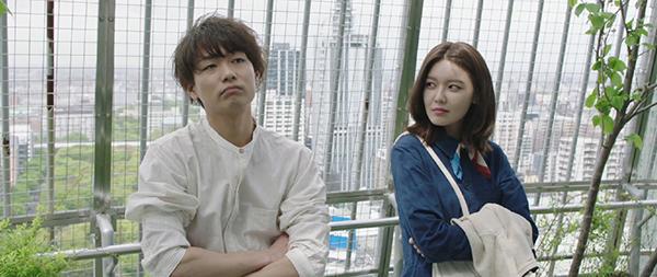 映画『デッドエンドの思い出』スヨン(少女時代)/田中俊介(BOYS AND MEN)