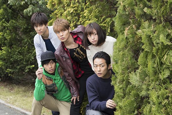 映画『白鳥麗子でございます!THE MOVIE』田中俊介