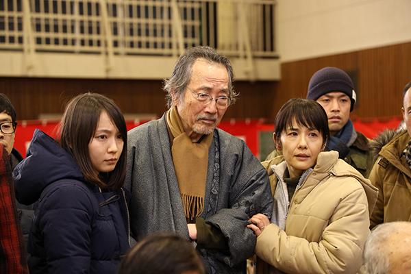 映画『Fukushima 50(フクシマフィフティ)』吉岡里帆
